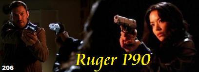 スターム・ルガー Ruger P90 ジェシー 銃