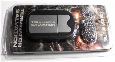 ターミネーター 1GB メモリ