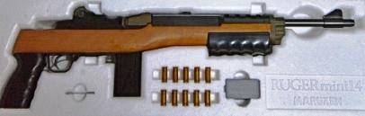 ルガー ミニ M14 マルゼン