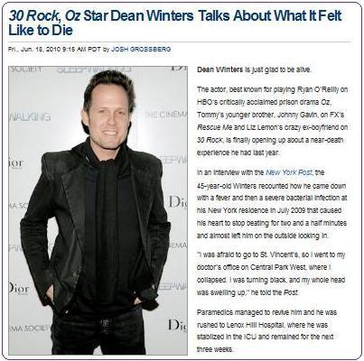 チャーリー Dean Winters