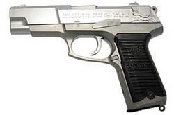 ターミネーター 銃 ルガー P90 85