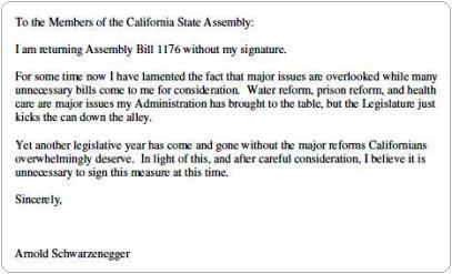 カリフォルニア州政府 文書番号1176