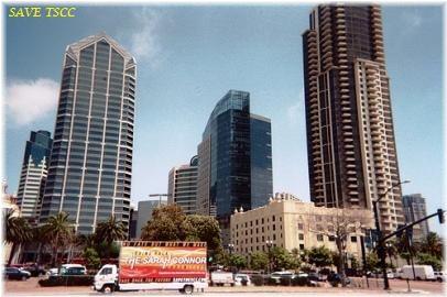 ターミネーター サンディエゴ ビルボードトラック