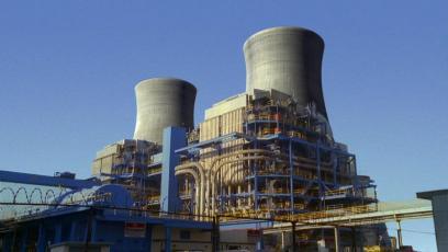 ターミネーター サラ・コナー・クロニクルズ 原子力発電所