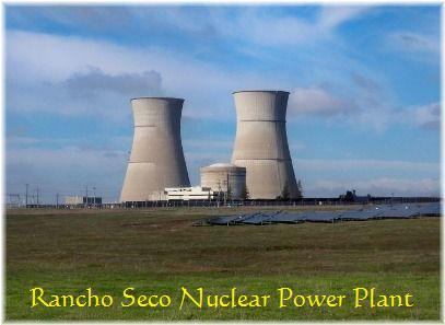 ランチョ・セコ原子力発電所