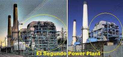 エル セグンド発電所 ロサンゼルス