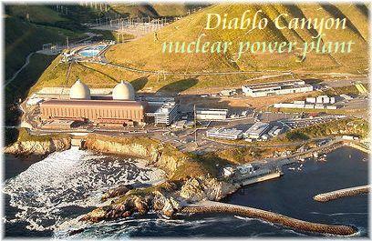 ディアブロ キャニオン 原子力発電所