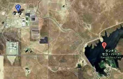 ランチョ セコ Rancho Seco Nuclear Generating Station