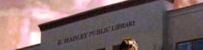 R Hadley Public Library ジョンコナー 学校1