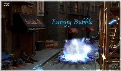 エネルギーバブル タイムマシーン ターミネーター