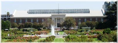 カリフォルニア サイエンス センター ロケ