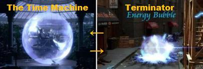 タイムマシン エネルギー バブル 球体