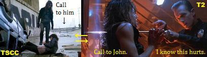 ジョンを呼べ T2 TSCC オマージュ