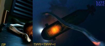 潜水艦と液体金属T-1001