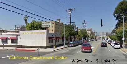 カリフォルニア コンベールセント センター