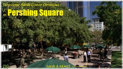 パーシングスクエア Pershing Square