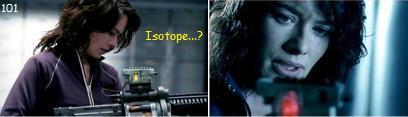アイソトープ銃とサラコナー
