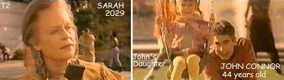 ジョンコナー44歳と娘