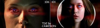 キャメロンの目とタイムマシン