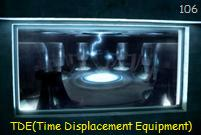 TDE(Time Displacement Equipment)