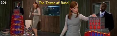 バベルの塔 建設中