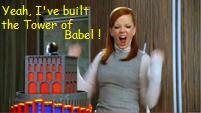 Tower of Babel バベルの塔