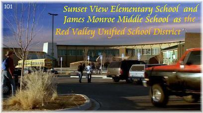 Red Valley High School unified District