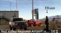 ターミネーターの空港