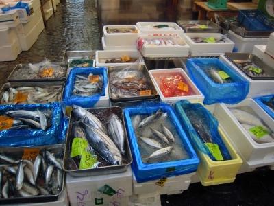 築地魚市場