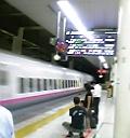 上野駅 東北新幹線