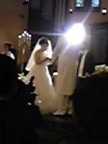 夫の従兄弟結婚式