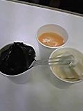 無料メロン生ジュース&ソフトクリーム