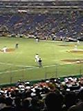 巨人vs横浜戦in東京ドーム