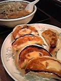 味噌ラーメン(小)ジャンボ餃子5個セット