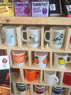Mesdames Tea Cup Kitty Summer Short Pyjama Set ~ UK 8-22