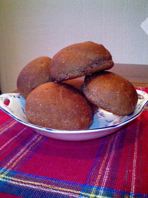成形パン1