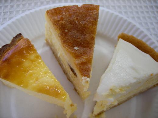 ベルメゾン 濃厚チーズケーキの会