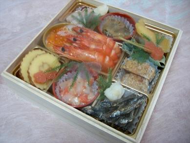 京都大原三千院の里 おせち 参の重