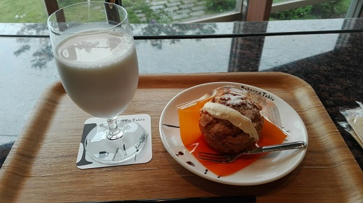 元箱根 ベーカリー&テーブル