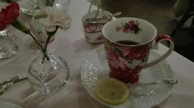 マーヴェラス パラディ白金 紅茶