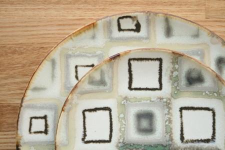生石窯 西山美貴子:窓のプレート
