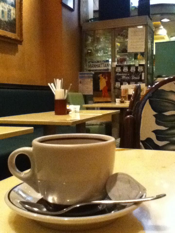セットコーヒー 200円