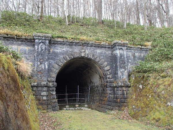 狩勝トンネル