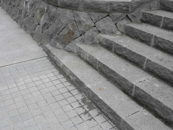 創成の階段