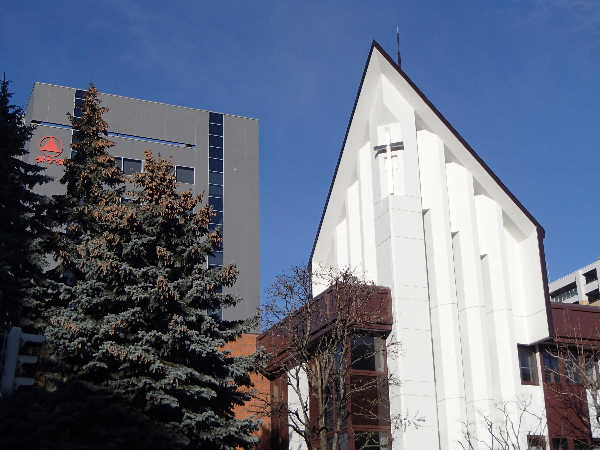 北一条教会