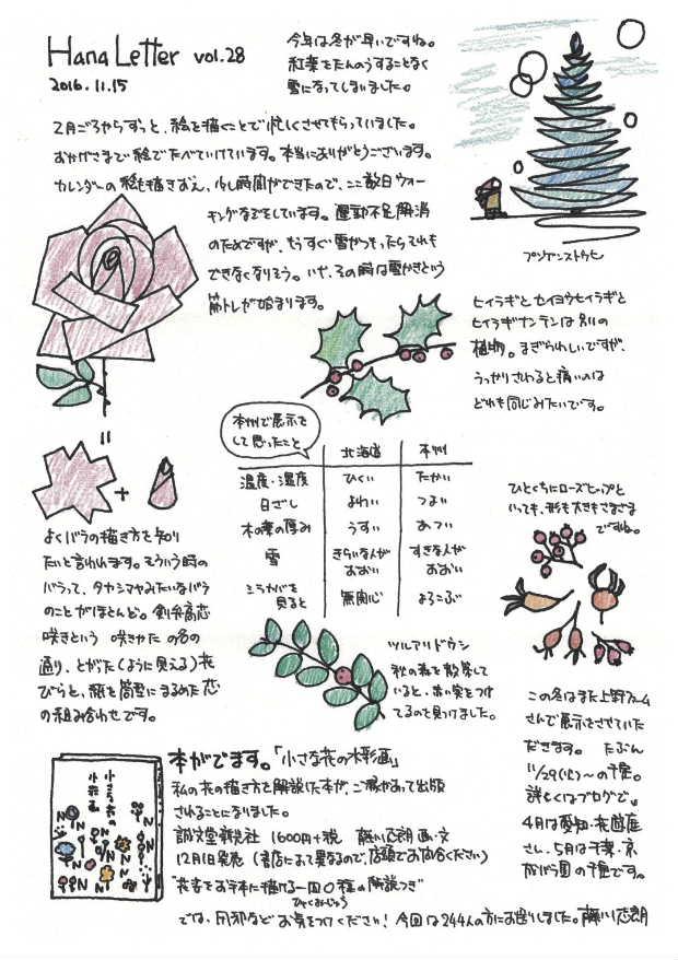 Hana Letter