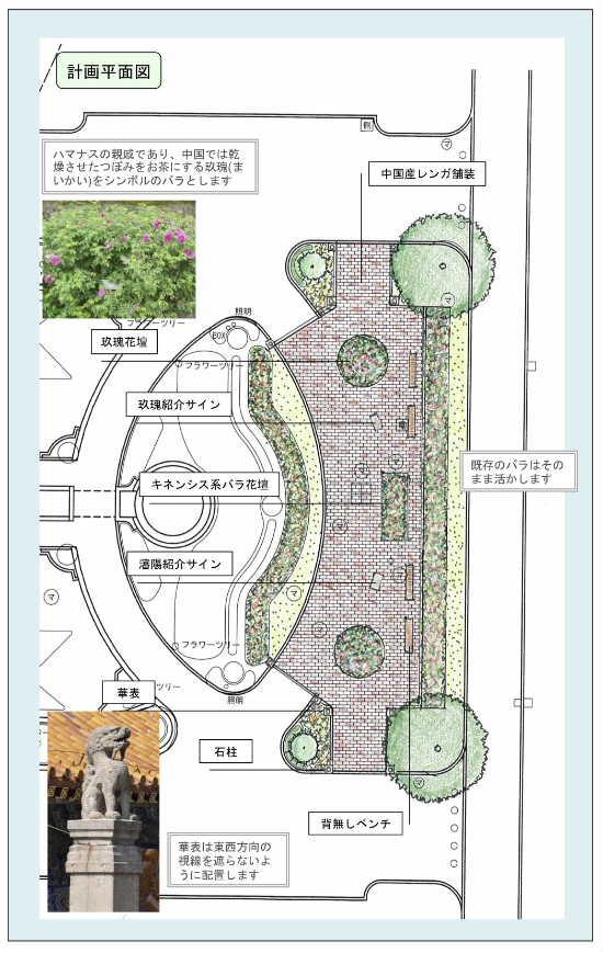 計画平面図