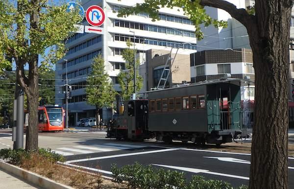 坊ちゃん列車2