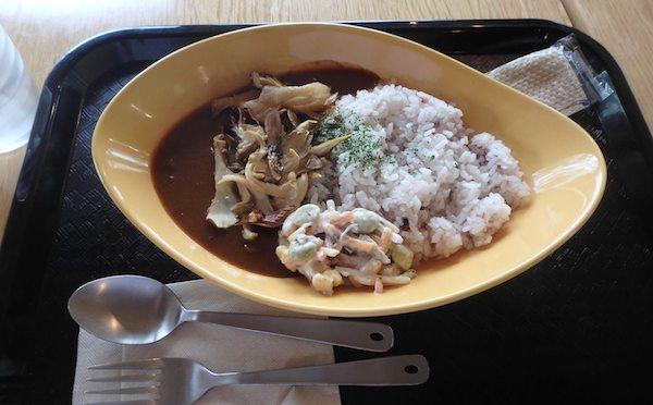 舞茸カレー