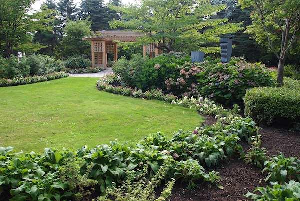 ポートランド庭園